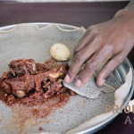 Äthiopien Brot Reisen Trekking Irobland