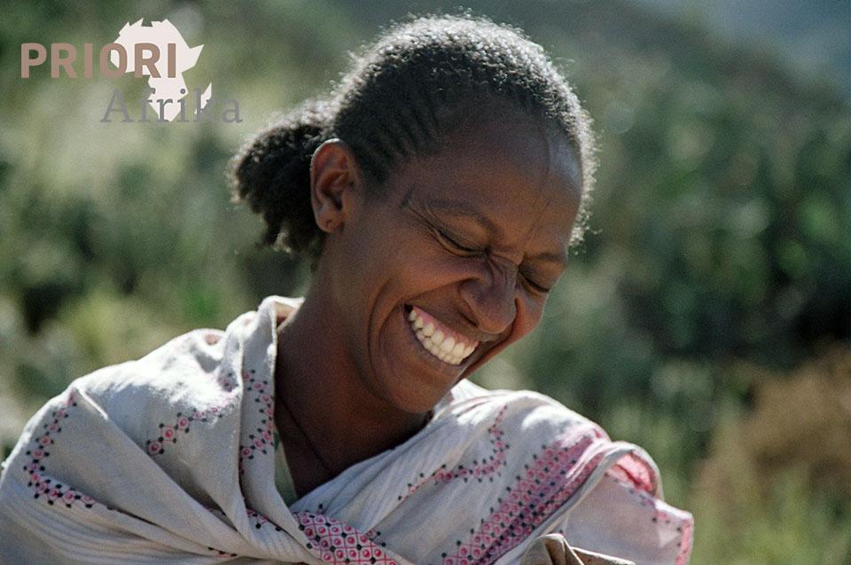Äthiopien Irobland Reisen Bevölkerung Frau PRIORI Afrika
