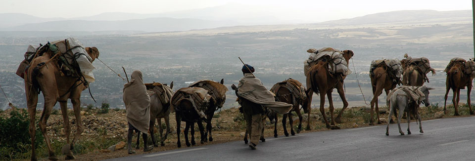 Äthiopien Reisen Inviduell Irobland