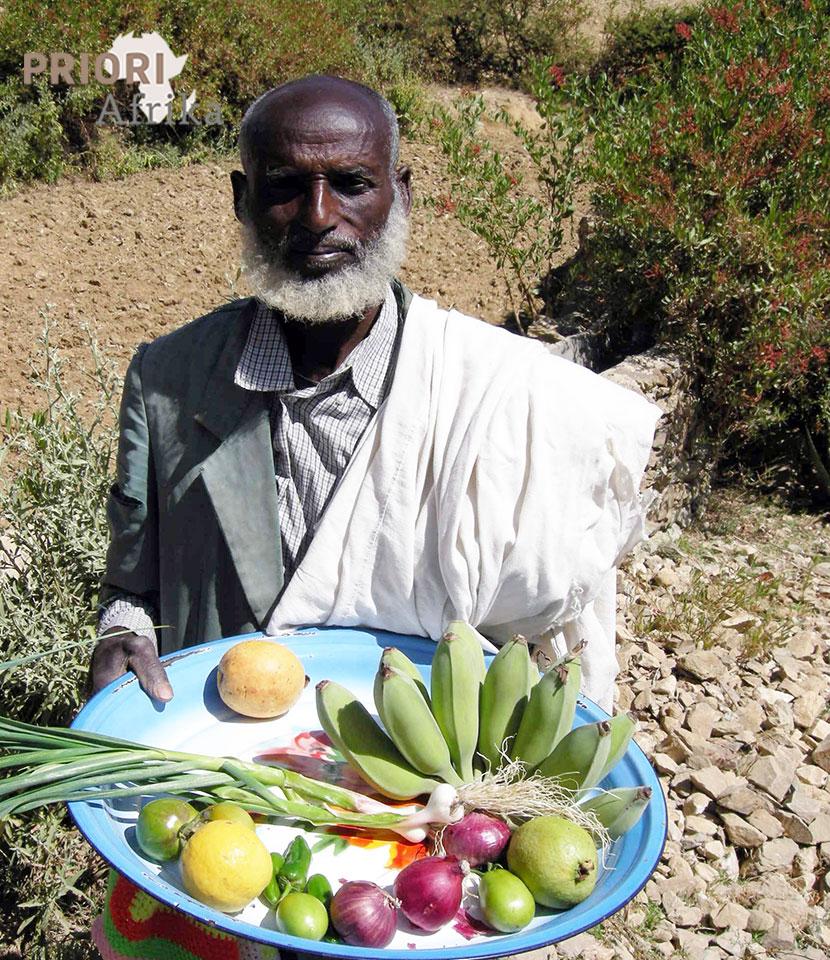 Äthiopien Trekking Reise Irobland
