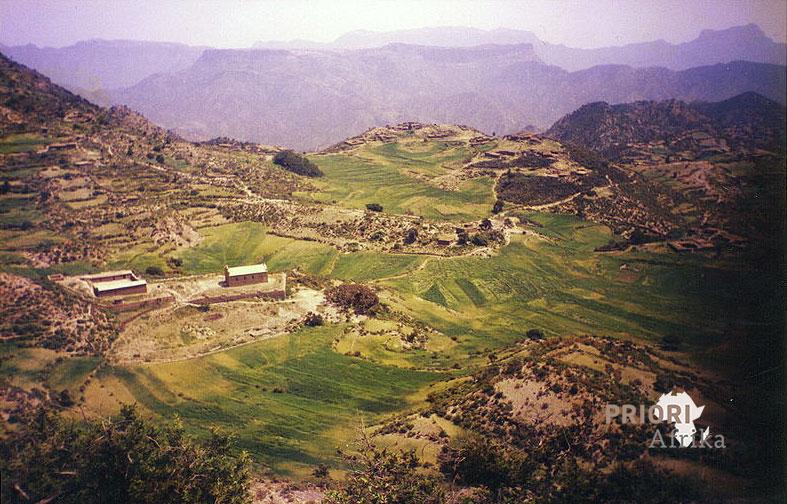 Äthiopien Irobland Trekking Reisen