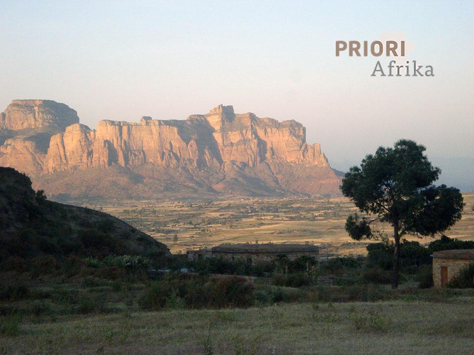 Äthiopien Irobland Gheralta Reisen