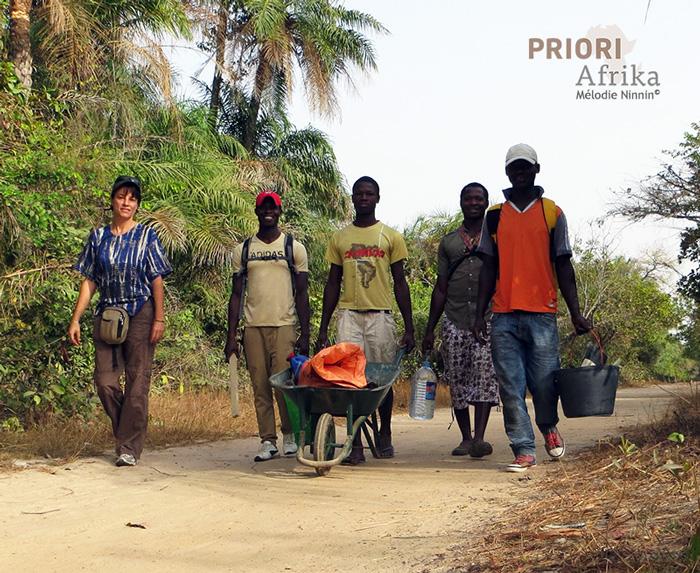 Guinea-Bissau Reisen Ökotourismus PRIORI Afrika