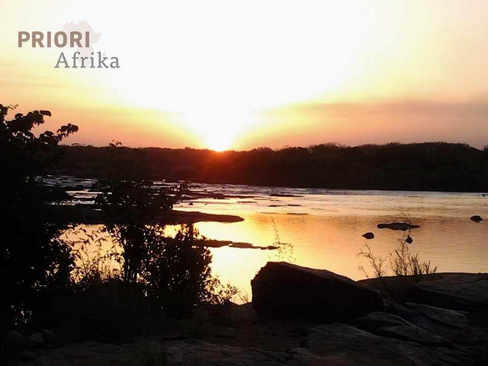 Guinea Bissau Reisen Cacheu PRIORI Afrika