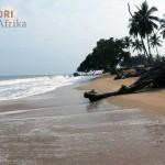 Kamerun Reisen Strand PRIORI Afrika