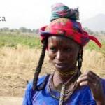 Kamerun Reisen Bororo Hirtenfrau PRIORI Afrika