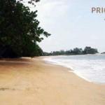 Kamerun Reisen Strand Kribi PRIORI Afrika