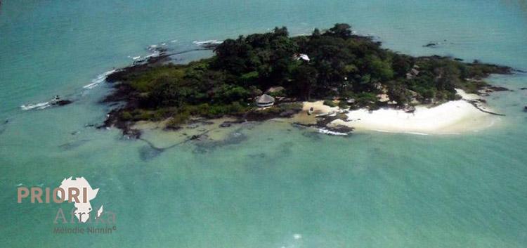Guinea Bissau Bilajos Archipel Insel Kere Strand Urlaub PRIORI Afrika Reisen