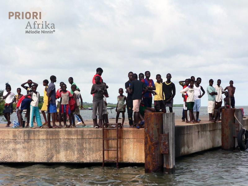 Guinea Bissau Reisen Cacheu PRIORI Afrika Reisen