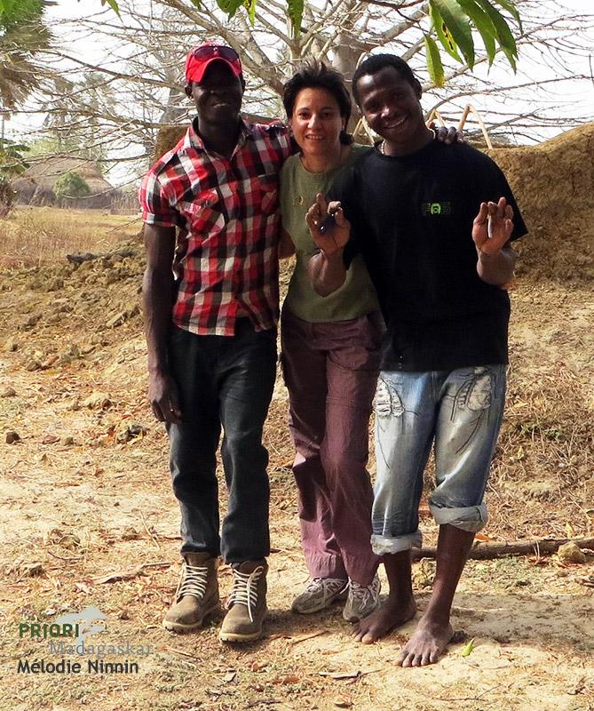 Guinea Bissau Reisen Ökotourismus PRIORI Afrika Reisen Melodie Ninnin