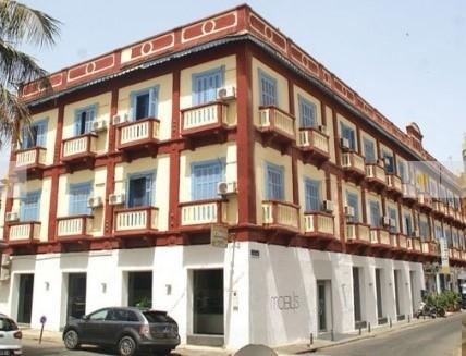 hotel oceanic - dakar