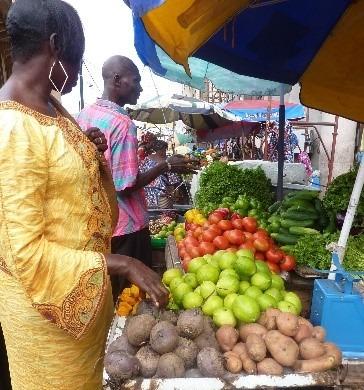 markt dakar