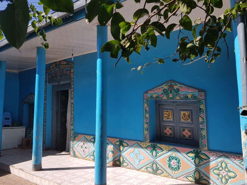Privathaus Harar Äthiopien